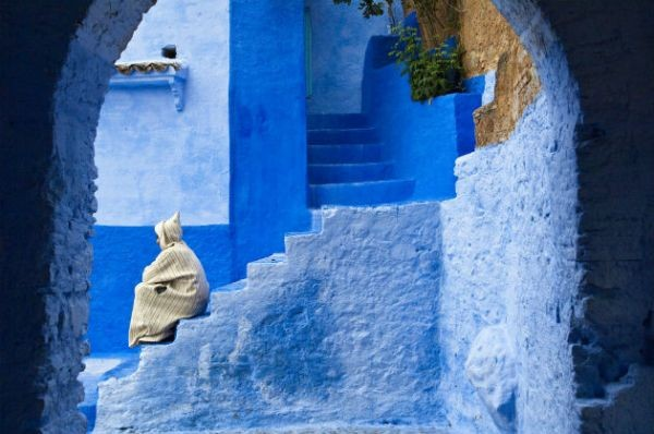 Chefchaouen, la ciudad azul