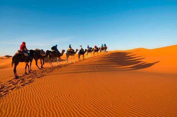 10 motivos para enamorarse de Marruecos