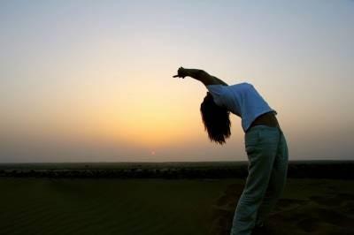 Yoga integral en Marruecos